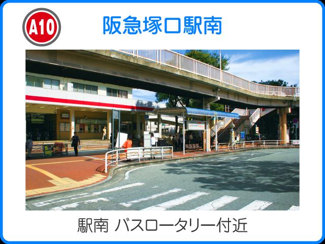 阪急塚口駅南